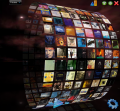 Cube Media Player