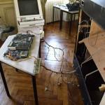 Montage borne arcade - 08