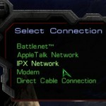 Starcraft 1 network setup