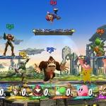 8 joueurs Super Smash bros Wii U